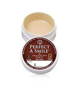 PERFECT-A-SMILE SHADE A1 LIGHT 4G JAR